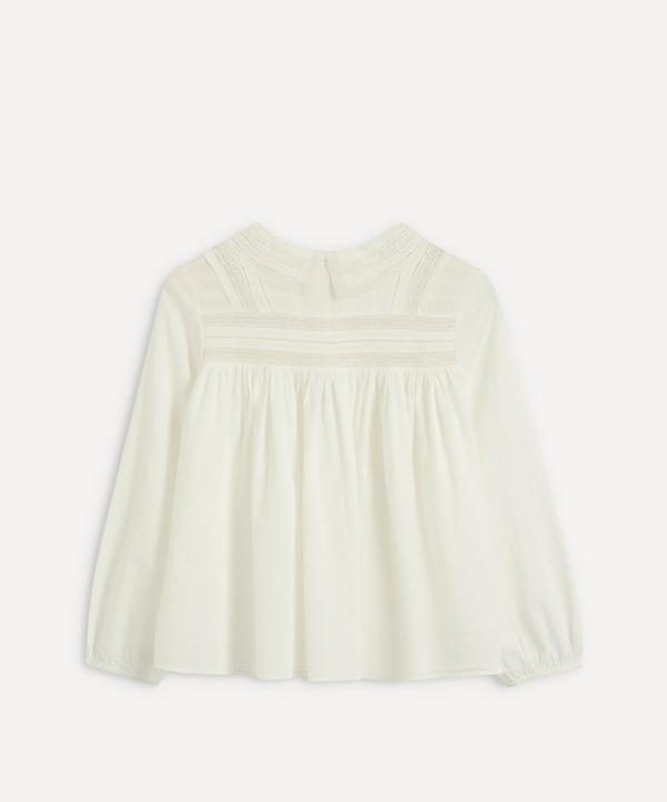 Bonpoint - Tate Cotton Blouse 4-8 Years