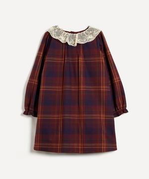 Tamiko Mercerised Cotton Twill Dress 4-8 Years
