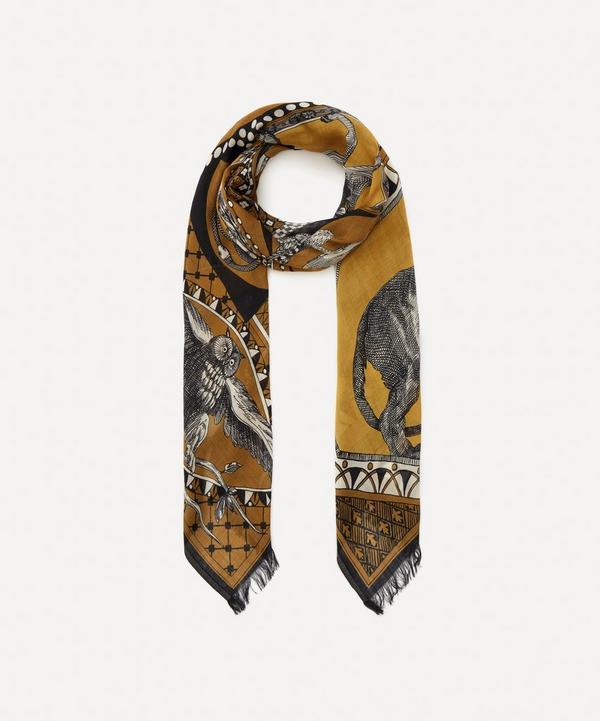 Inoui Editions - Barocco Wool Scarf
