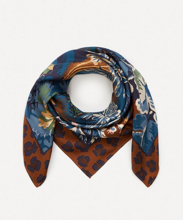 Inoui Editions - Fontainebleau Silk Scarf