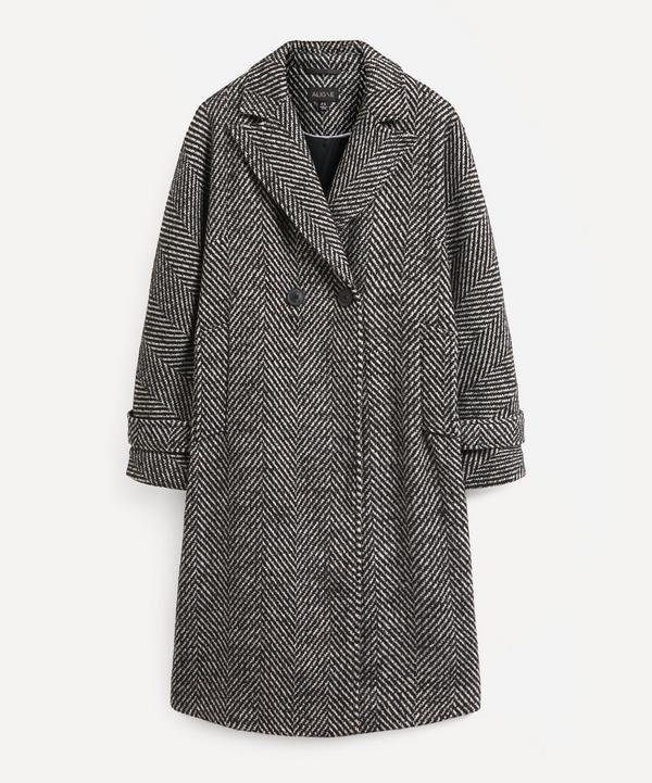 Aligne - Ellen Oversized Cocoon Coat