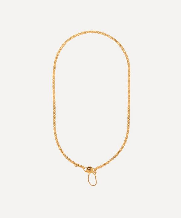 Maria Black - Gold-Plated Morning After 45 Chain Necklace