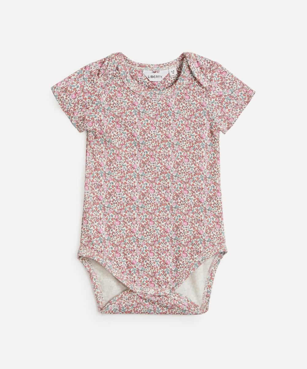 Liberty - Eloise Jersey Envelope Neck Body 3-24 Months