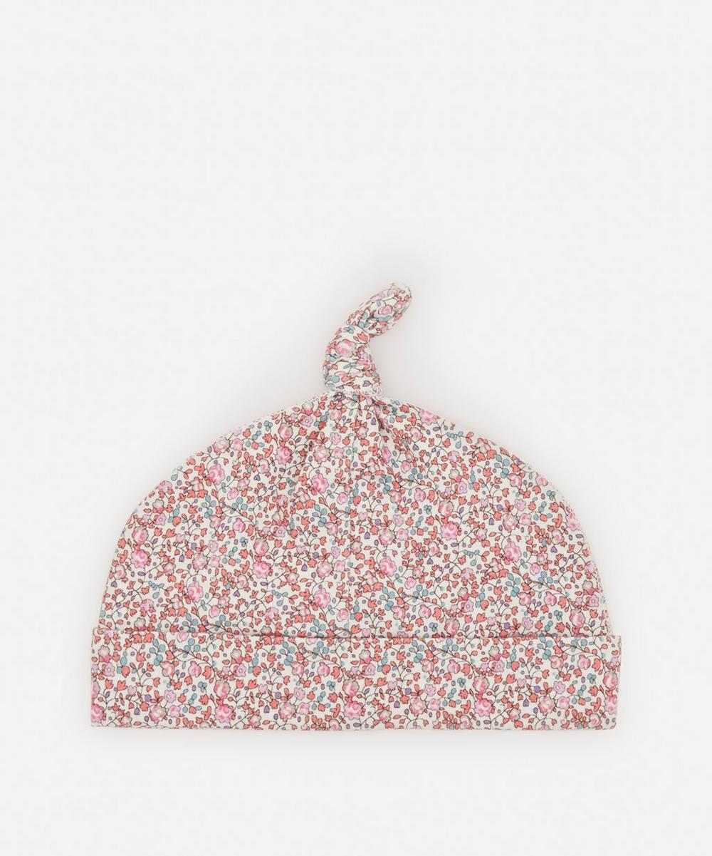 Liberty - Eloise Jersey Hat 3-9 Months