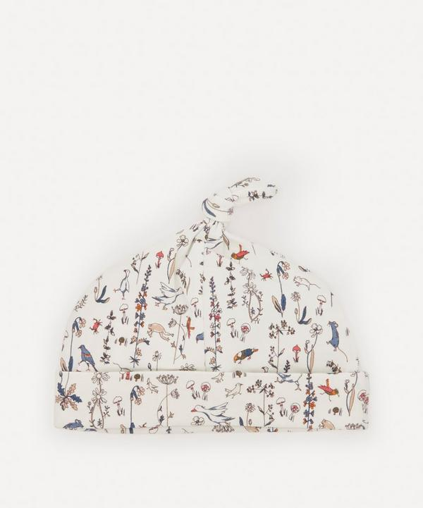 Liberty - Theo Jersey Hat 3-9 Months