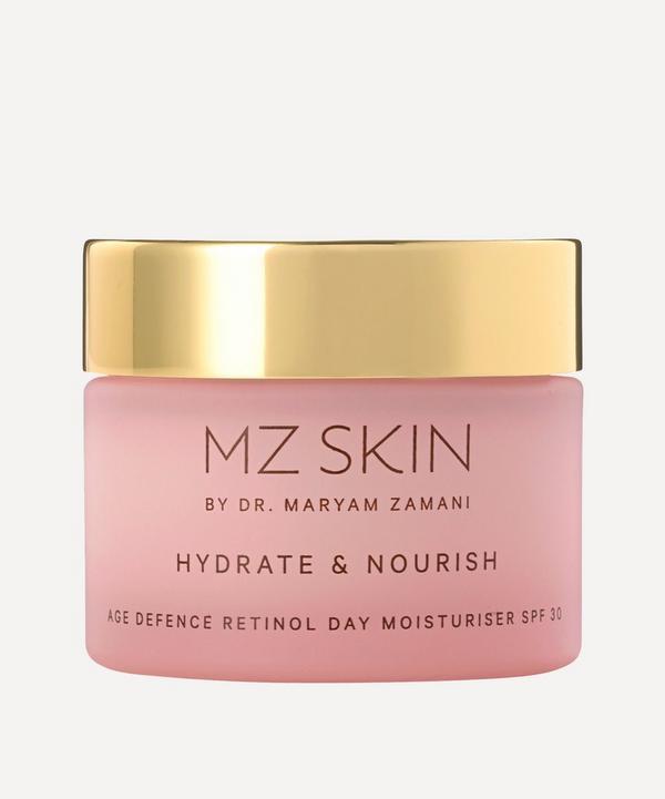 MZ Skin - HYDRATE & NOURISH Age Defence Retinol Day Moisturiser SPF 3050ml