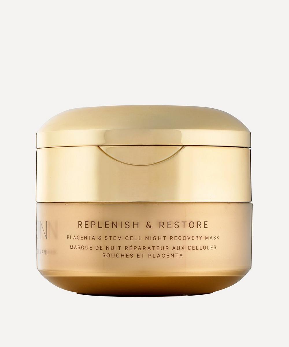 MZ Skin - REPLENISH & RESTORE Placenta & Stem Cell Night Recovery Mask 30ml