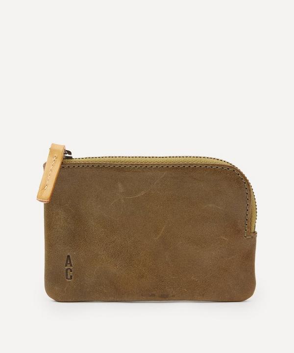 Ally Capellino - x Esquire Hocker Leather Pouch
