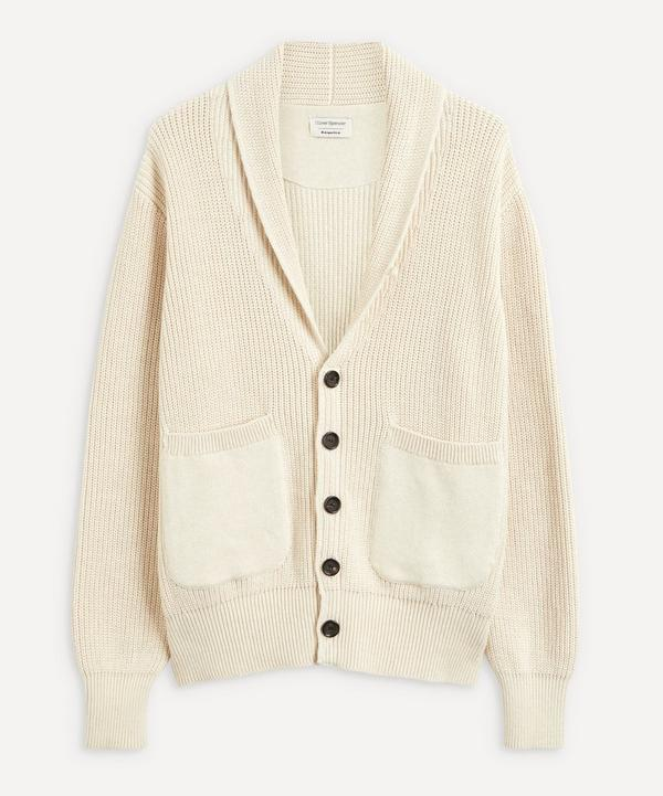 Oliver Spencer - x Esquire Orkney Knitted Cardigan