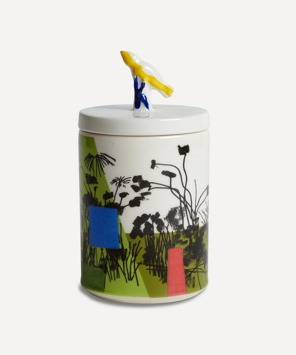 1882 Ltd. - Ceramic Garden Candle with Bruce McLean 350g