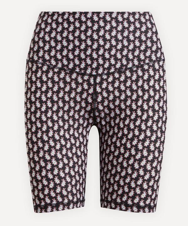 Liberty - Bettina Printed Stretch Cycling Shorts