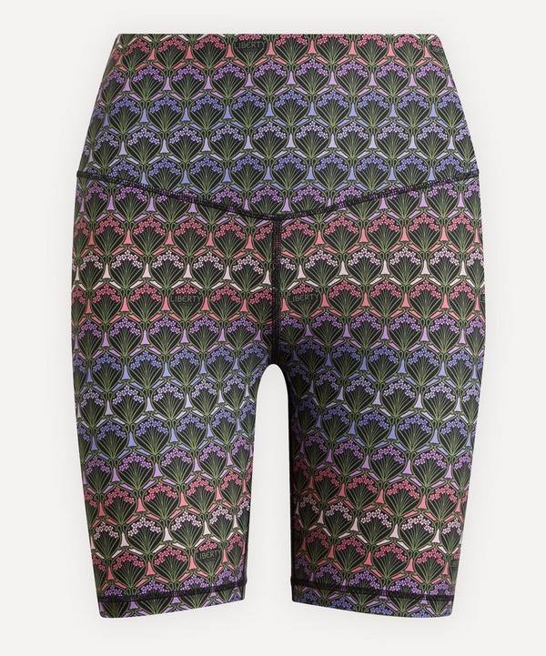 Liberty - Iphis Printed Stretch Cycling Shorts