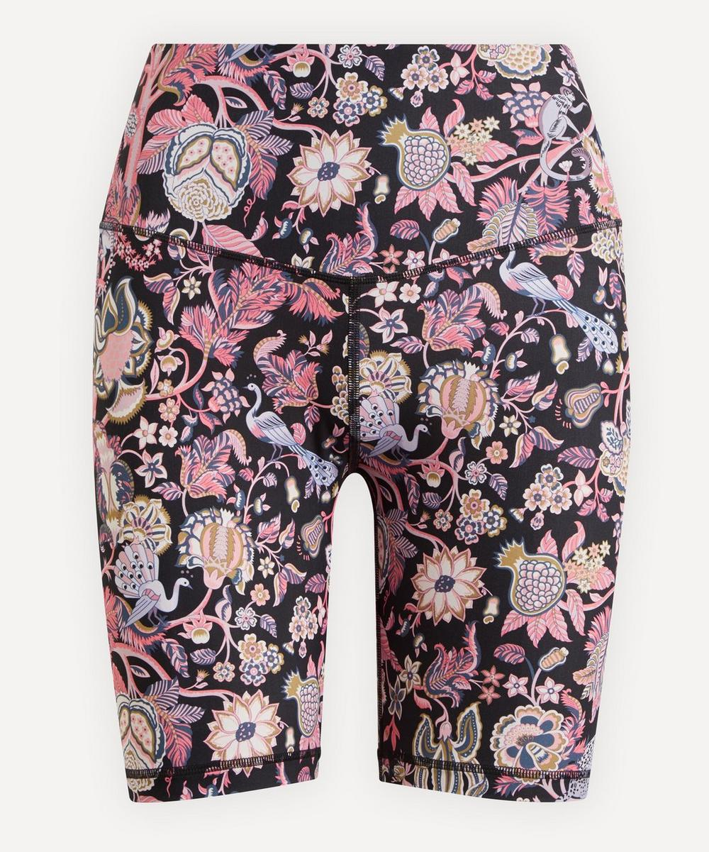 Liberty - Tree of Life Printed Stretch Cycling Shorts