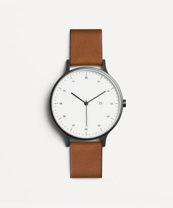 Instrmnt Applied Design - Everyday Gunmetal Watch