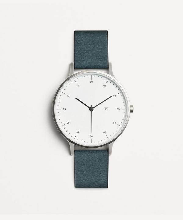 Instrmnt Applied Design - Everyday Silver Watch