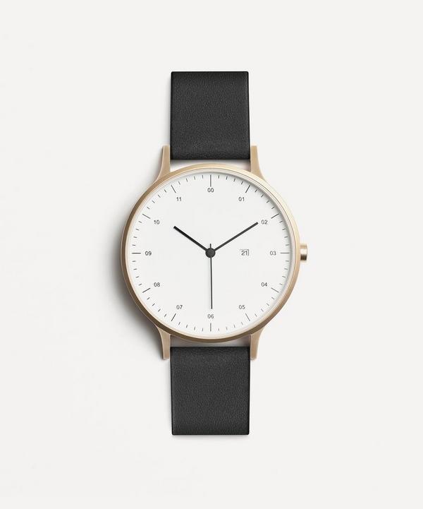 Instrmnt Applied Design - Everyday Gold Watch