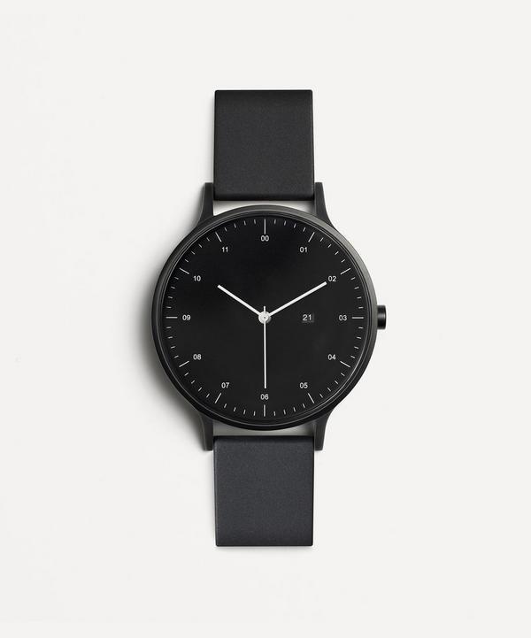 Instrmnt Applied Design - Everyday Black Watch
