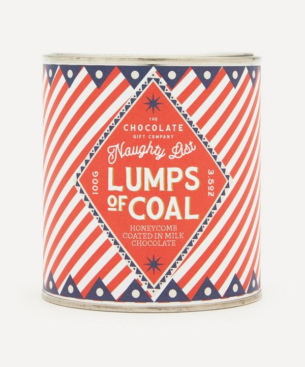 The Chocolate Gift Co. - Lumps of Coal 100g