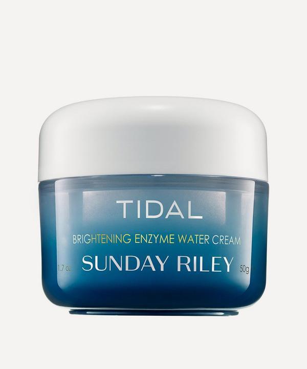 Sunday Riley - Tidal Brightening Enzyme Water Cream 50g