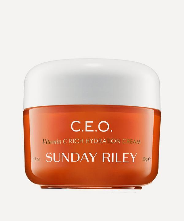 Sunday Riley - C.E.O Vitamin C Rich Hydration Cream 50g