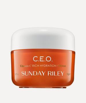 C.E.O Vitamin C Rich Hydration Cream 50g