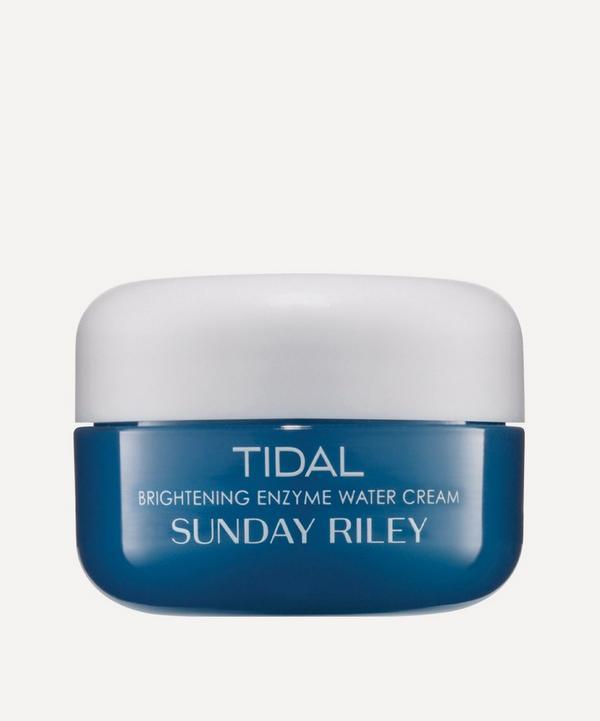 Sunday Riley - Tidal Brightening Enzyme Water Cream 15g