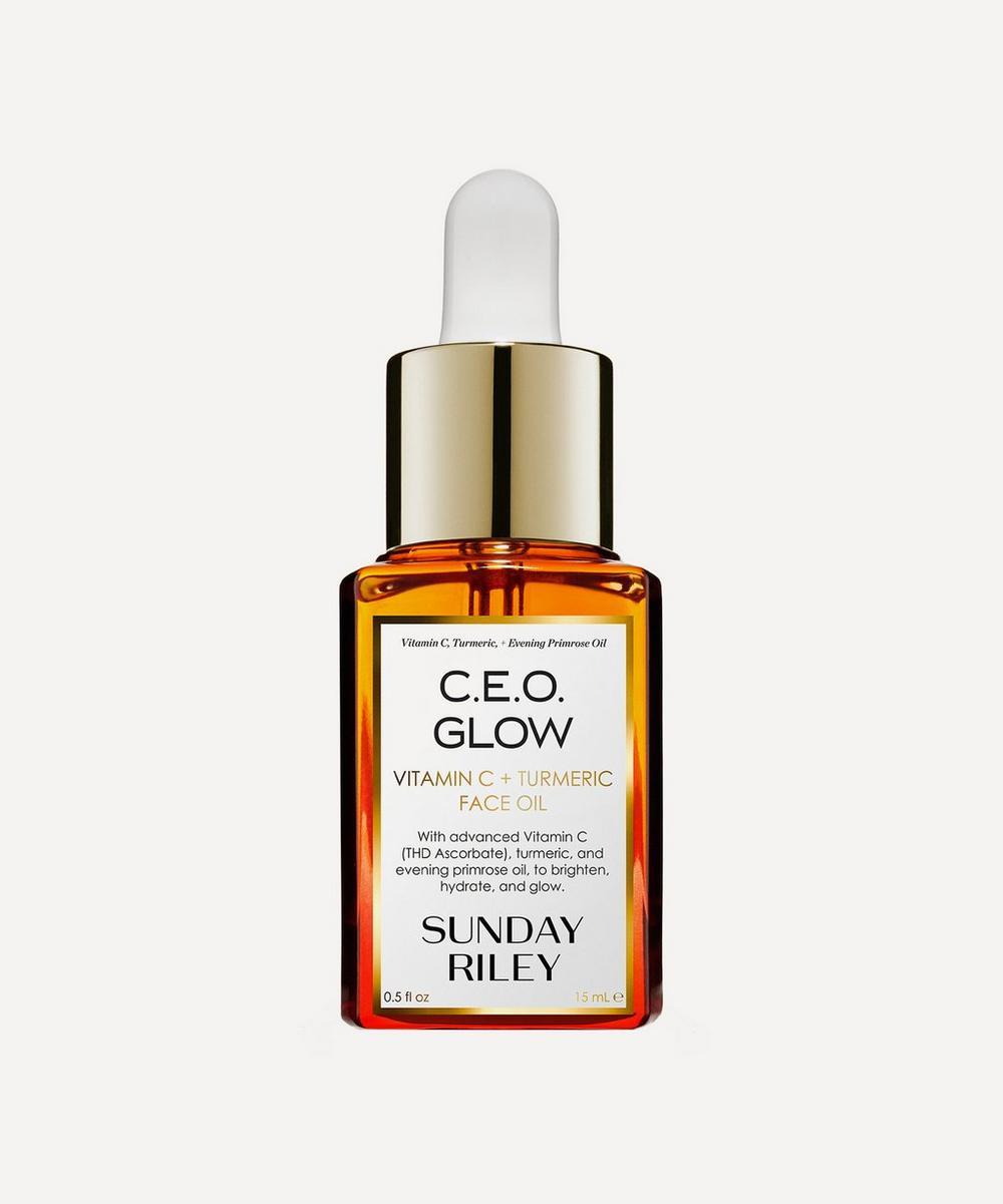 Sunday Riley - C.E.O Glow Vitamin C and Turmeric Face Oil 15ml