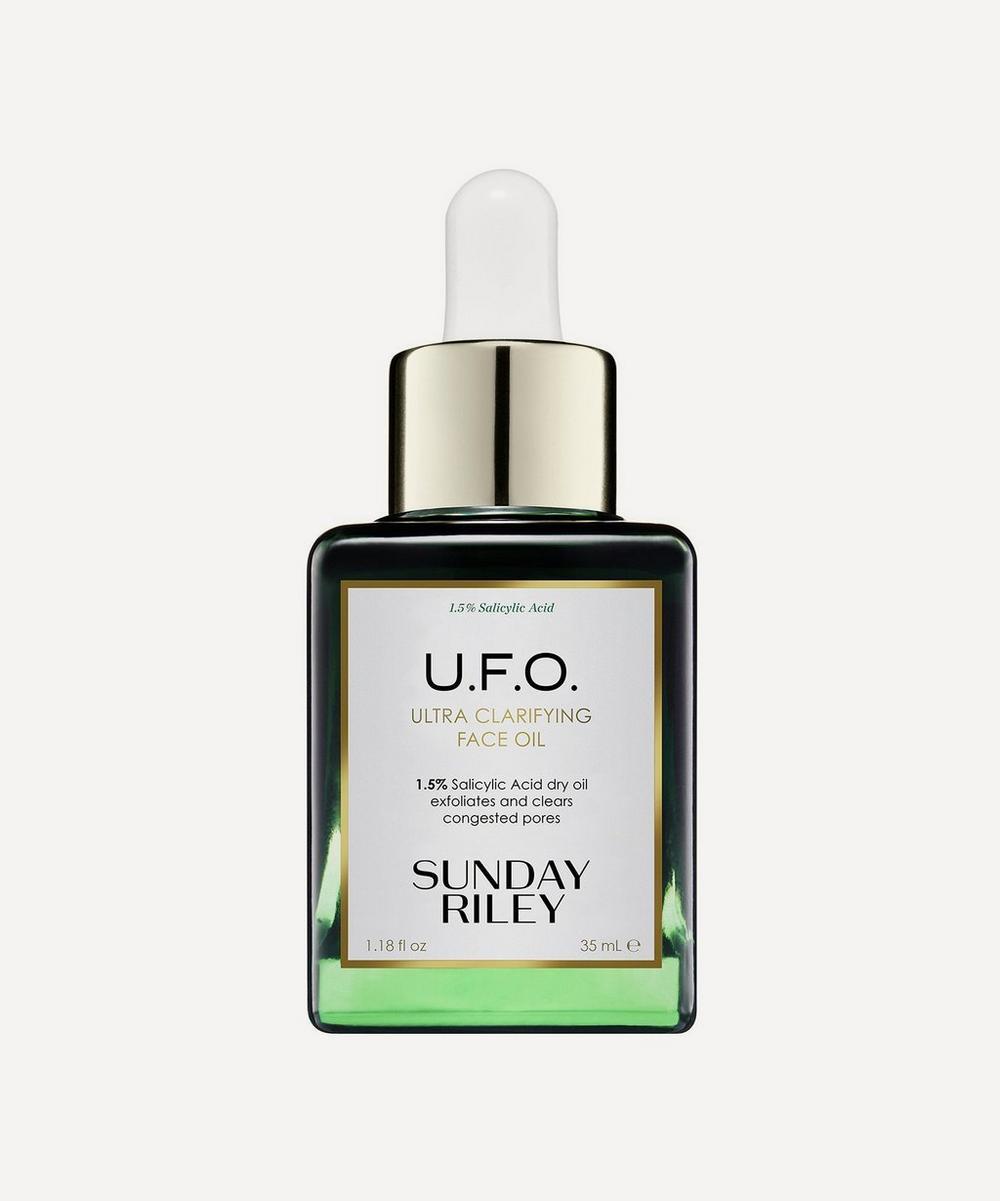 Sunday Riley - U.F.O. Ultra-Clarifying Acne Treatment Face Oil 35ml