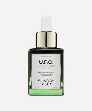 U.F.O. Ultra-Clarifying Acne Treatment Face Oil 35ml