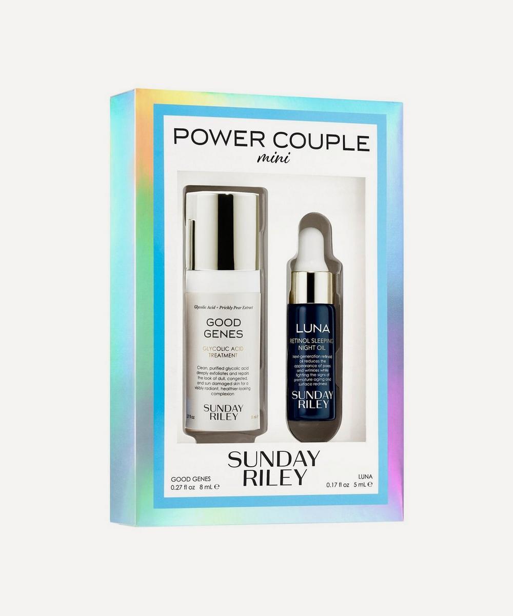 Sunday Riley - Mini Power Couple Glycolic Acid Travel Kit