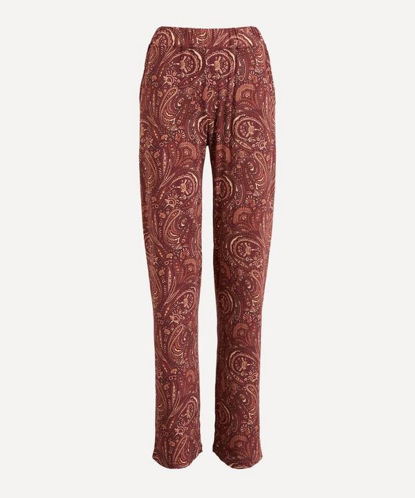 Homebody - Liberty Print Wide Leg Trousers