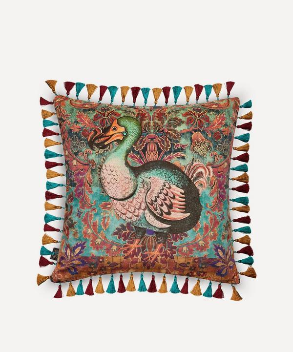 House of Hackney - Dodo Andastra Large Velvet Cushion