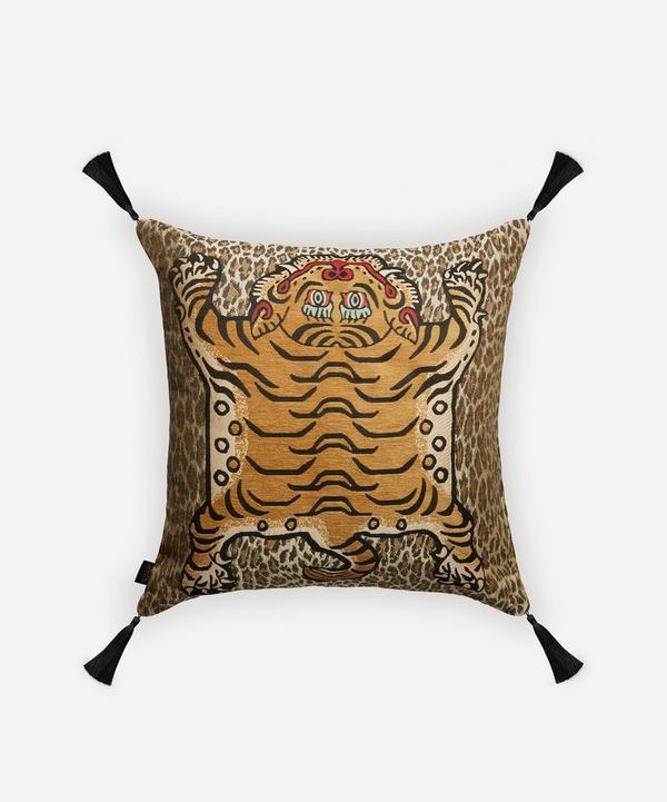 House of Hackney - Wild Saber Large Jacquard Cushion