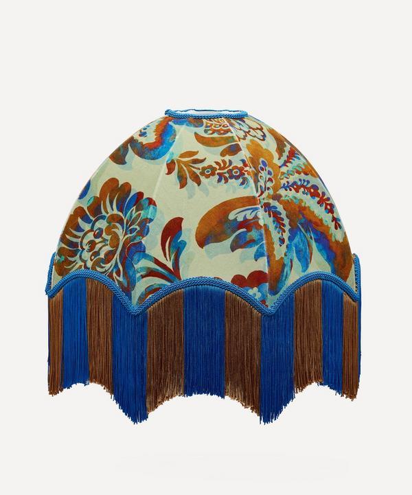 House of Hackney - Amaranthine Velvet Oria Lampshade