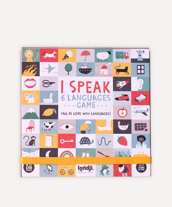 Londji - I Speak Six Languages Game