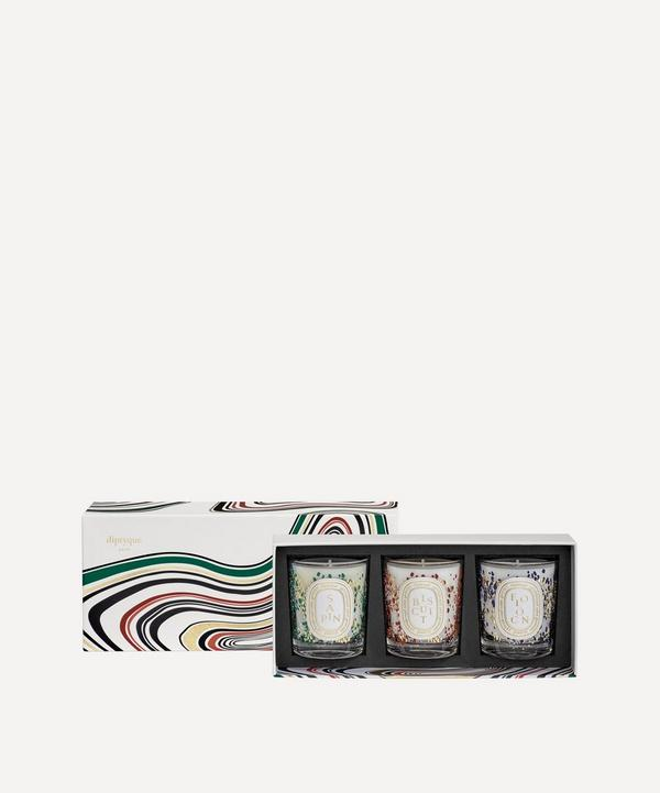 Diptyque - Candle Christmas Gift Set 3 x 70g