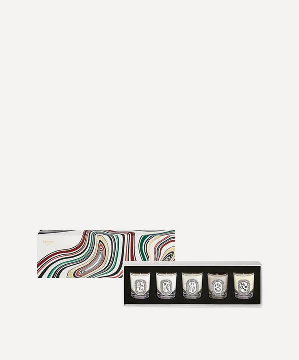 Diptyque - Candle Christmas Gift Set 5 x 35g