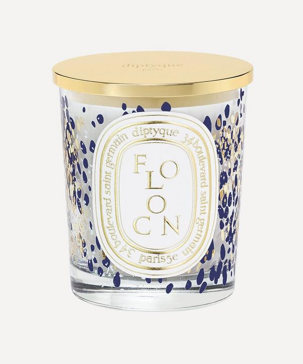 Diptyque - Flocon Scented Candle with Lid 190g