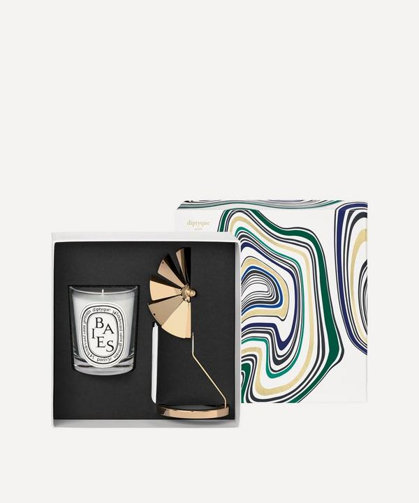 Diptyque - Baies Candle and Carousel Gift Set