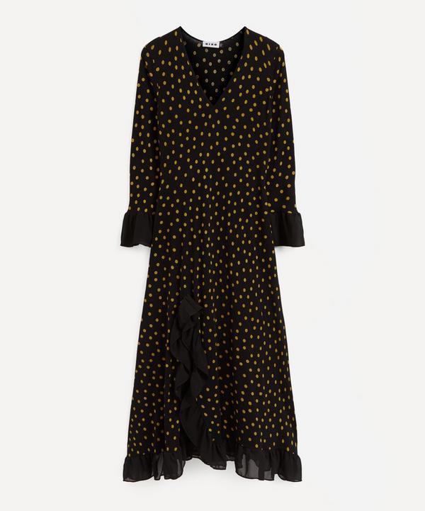 RIXO - Skylar Polka Dot Dress
