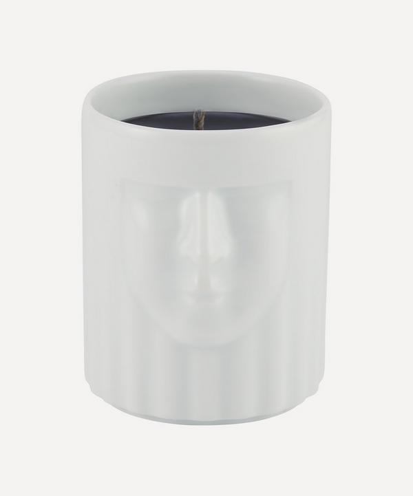Ginori 1735 - La Dama Black Stone Scented Candle 190g