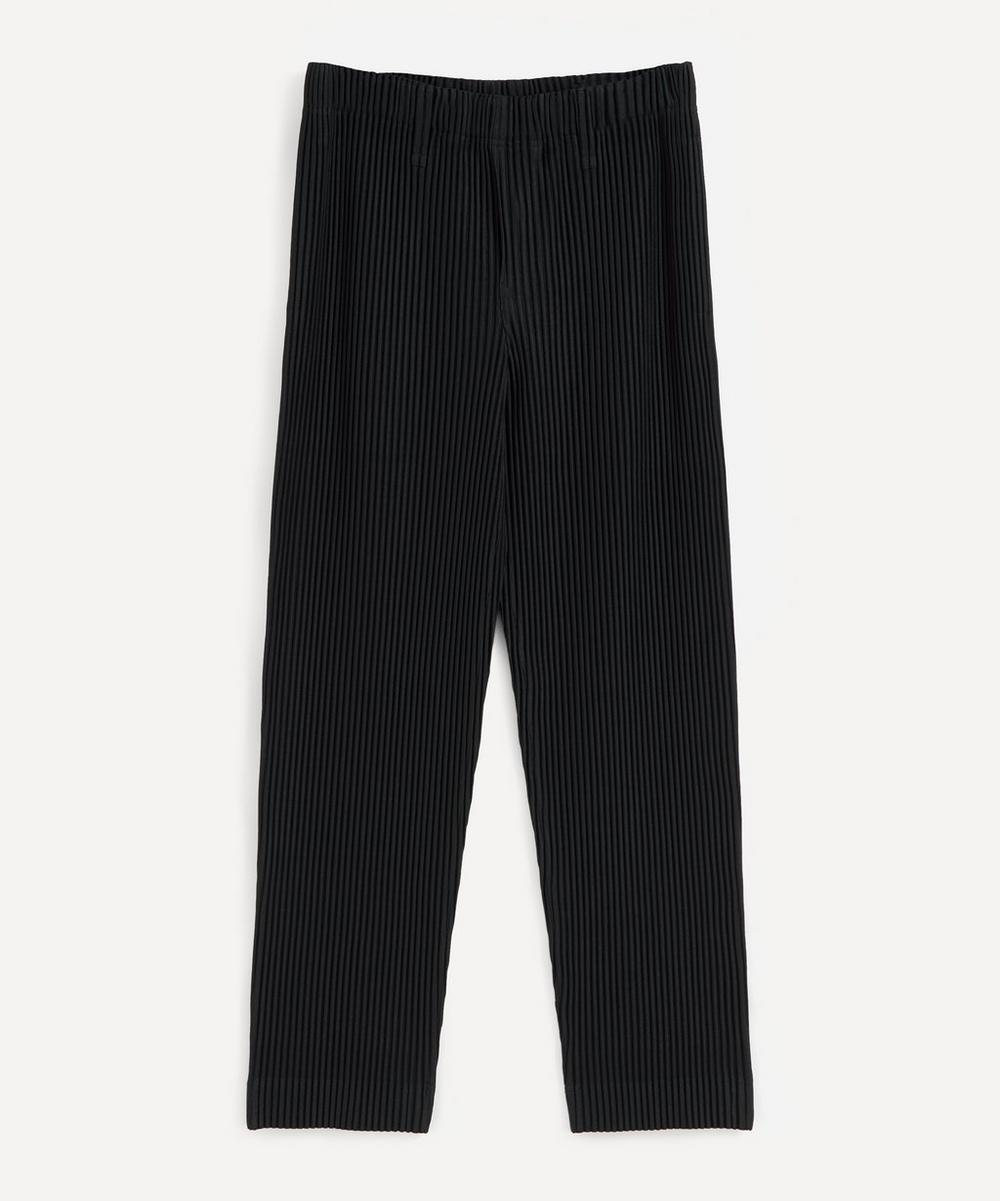 HOMME PLISSÉ ISSEY MIYAKE - Core Regular Pleated Trousers
