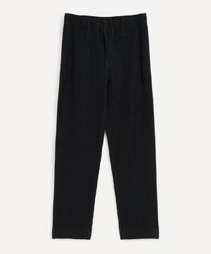 Core Regular Pleated Trousers