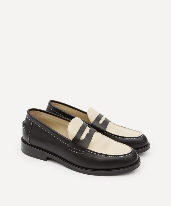 Duke + Dexter - x Esquire Penny Loafer Shoes