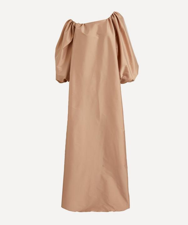 Bernadette - Nathalie Off-The-Shoulder Gown