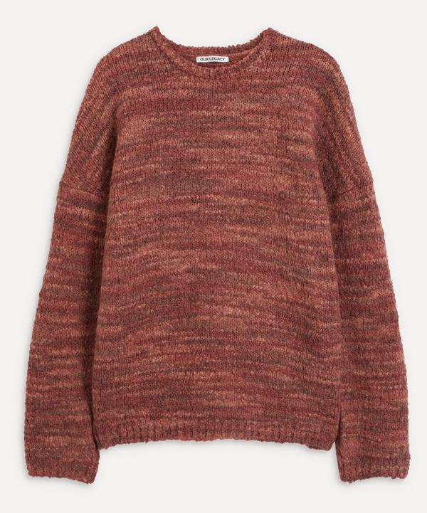Our Legacy - Popover Round-Neck Jumper