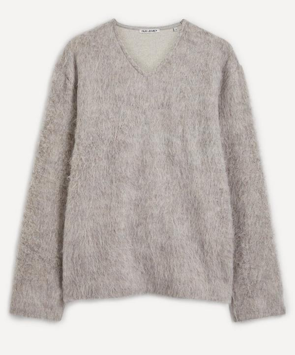 Our Legacy - Double-Lock Alpaca Knit Jumper