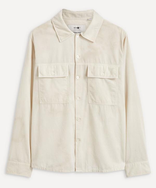 NN07 - x Esquire Silas 5120 Cord Shirt