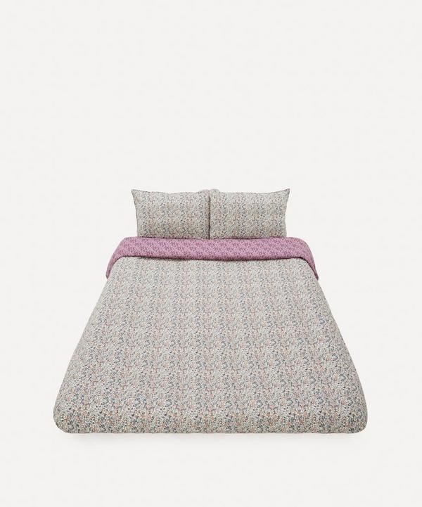 Coco & Wolf - Wiltshire Organic and Capel Double Duvet Cover Set