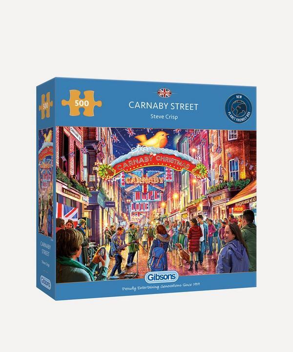 Gibsons - Carnaby Street 500-Piece Jigsaw Puzzle
